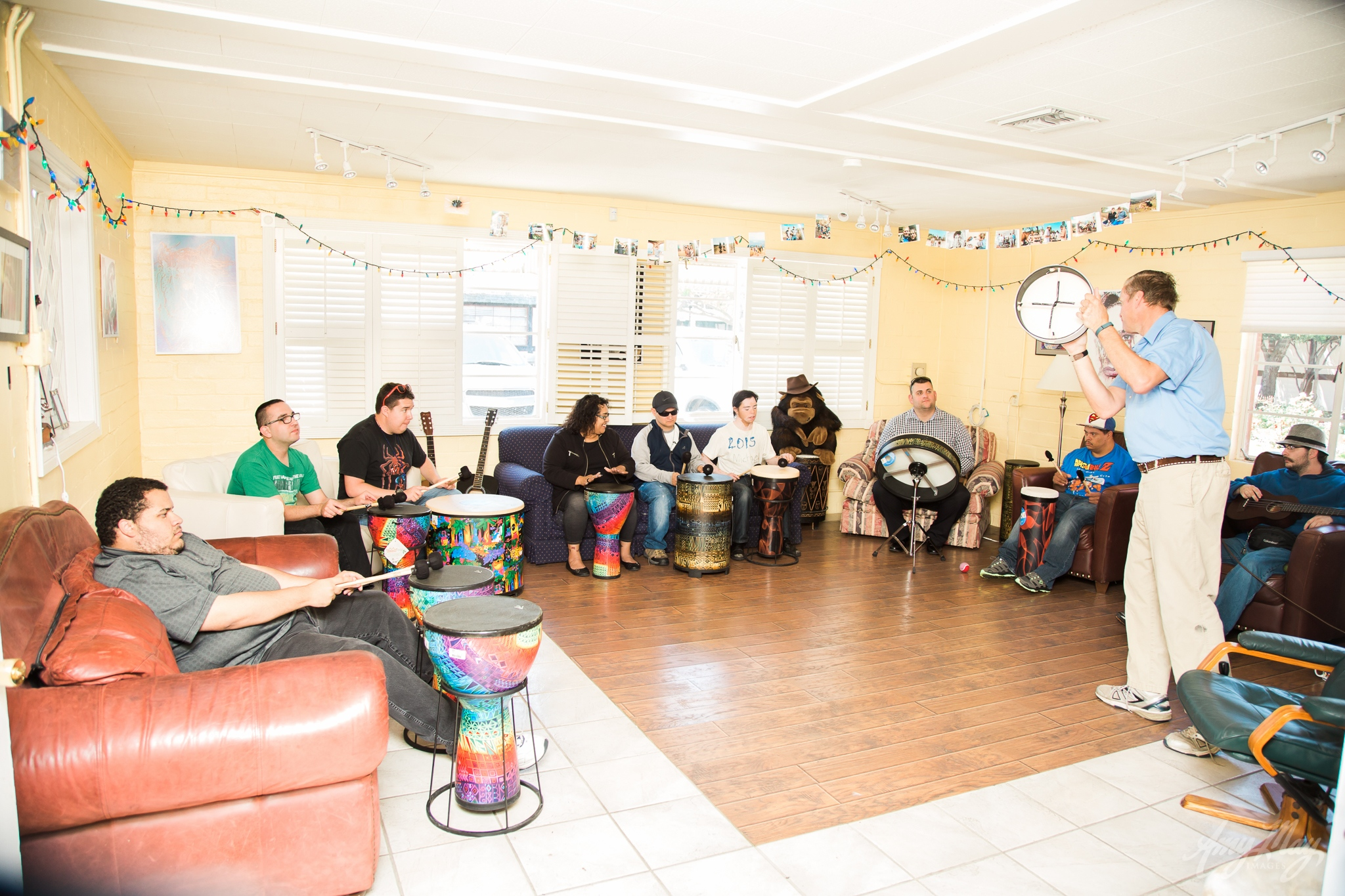 Thursday Drumming Group Small-2
